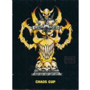 Blood Bowl DeathZone Chaos Cup Trophy Card